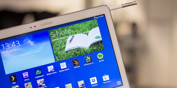 Samsung Galaxy Note 10.1 2014 editie
