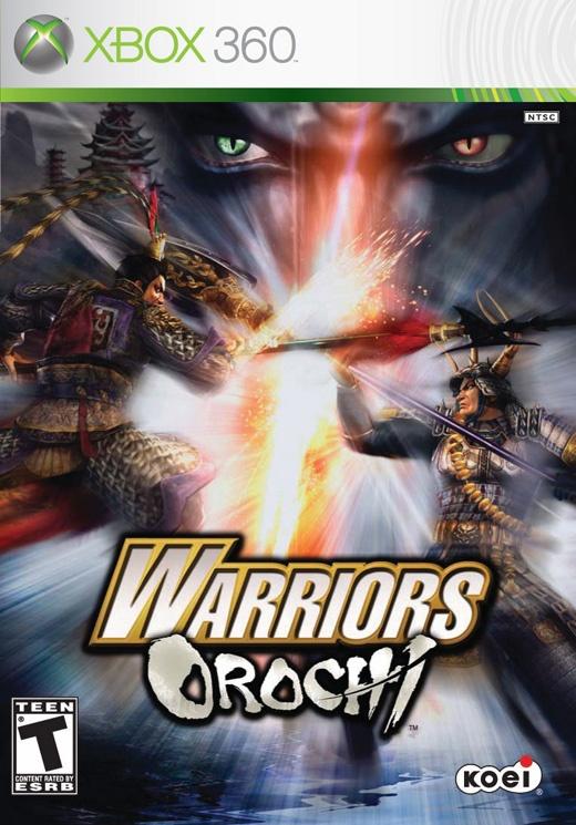 Warriors Orochi, Xbox 360