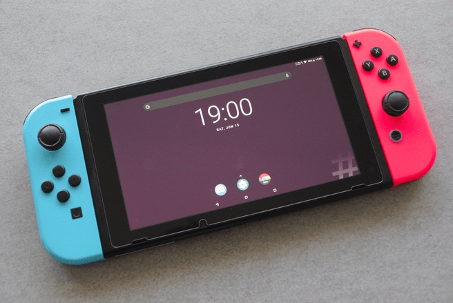Nintendo Switch Android LineageOS