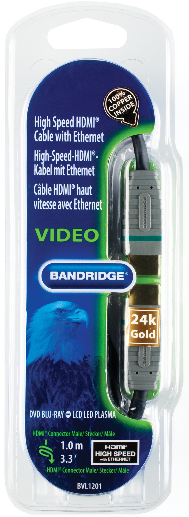 Bandridge BVL1201