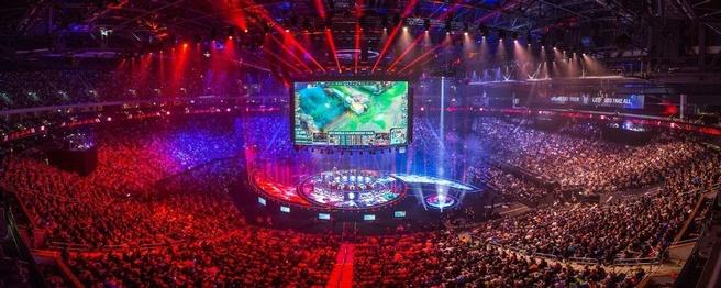 League of Legends als e-sport