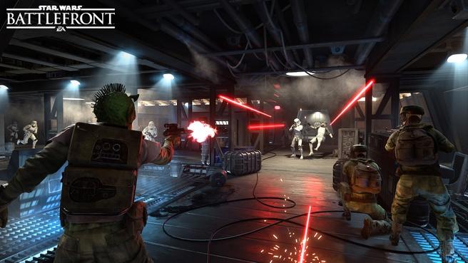 Blast in Star Wars: Battlefront