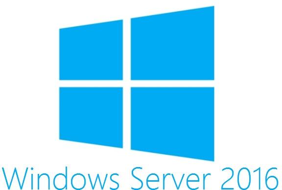 HPE Microsoft Windows Server 2016 Standard Edition ROK - EN