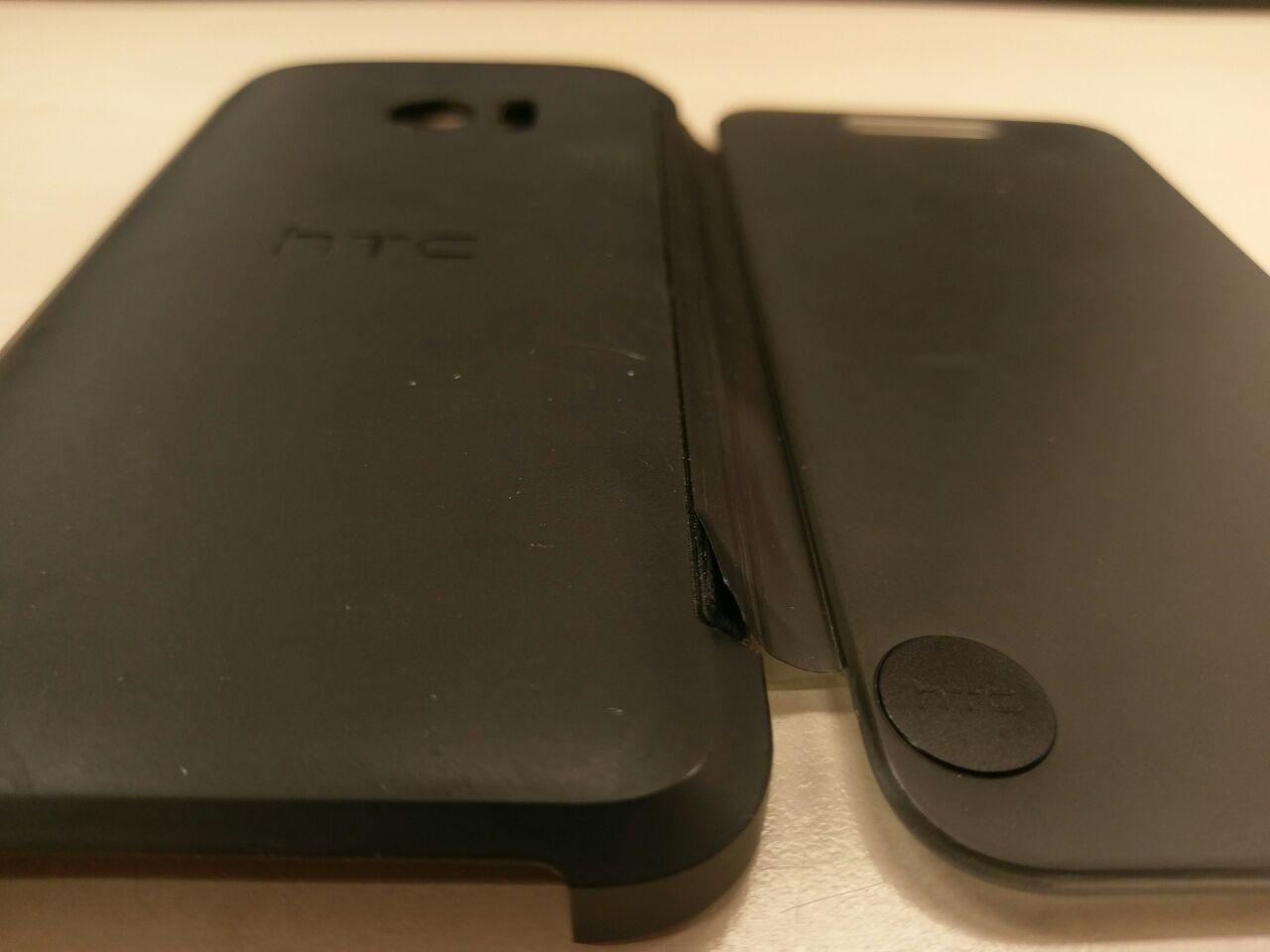 cheaper d5b39 87820 HTC 10 Ice View Case (HTC 10) Zwart - Frankcoef - Userreviews - Tweakers