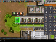 Prison Architect voor tablets