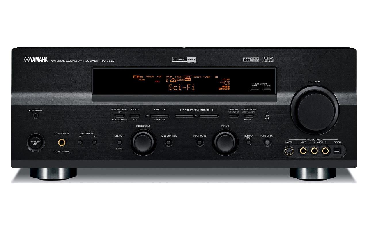 Yamaha Rx V  Price
