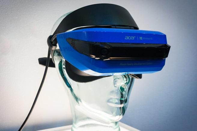 Windows Mixed Reality-headset van Acer