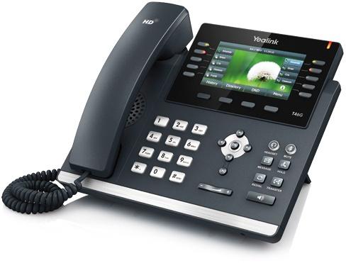 Yealink SIP-T46G VoIP telefoon NL