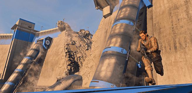 Call of Duty Black Ops 4 Waterworks