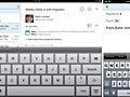 OWA voor iPhone en iPad