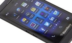 BlackBerry Z10: een dure gok op een onzekere toekomst