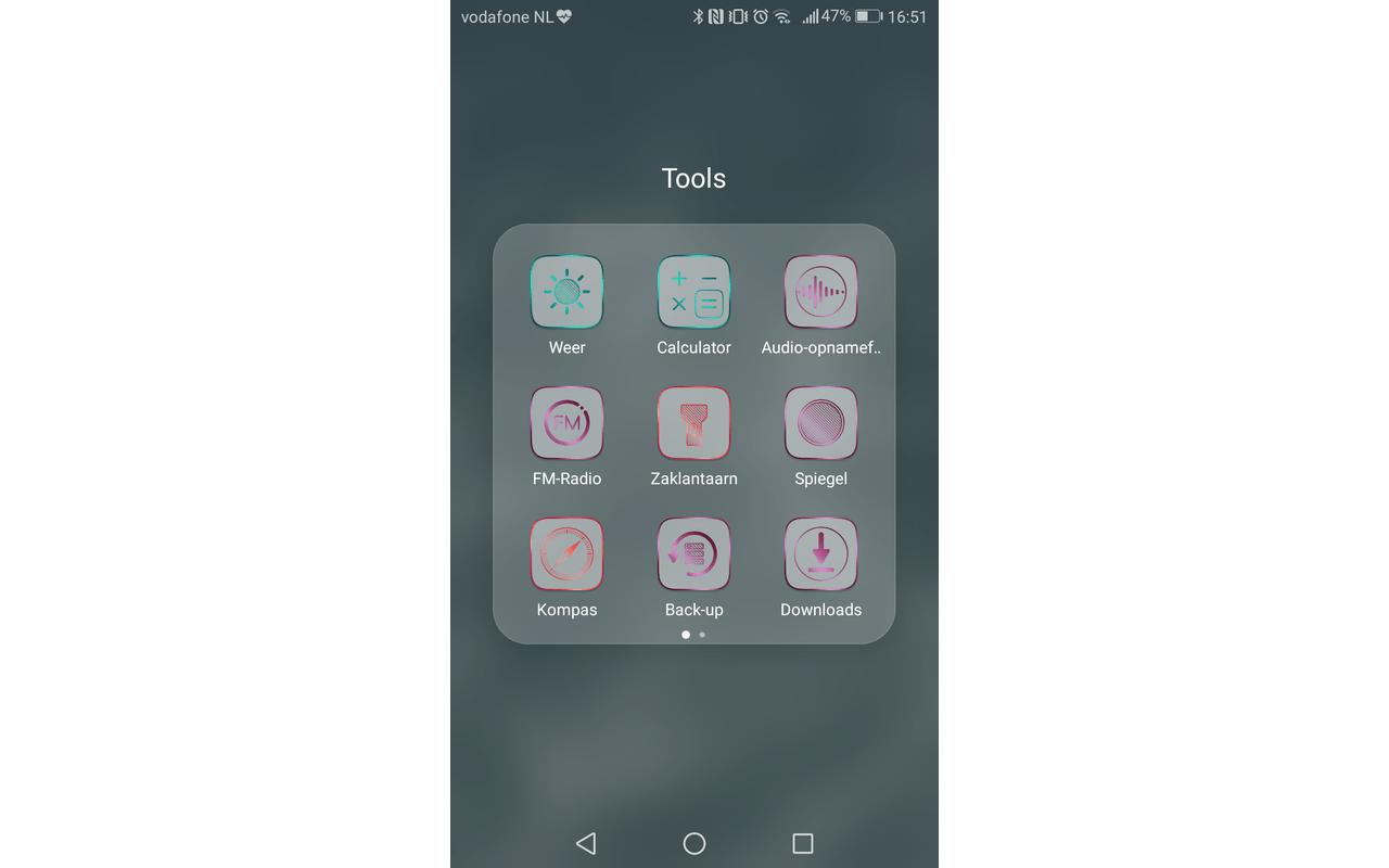 Screenshots Huawei P10 Lite