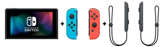 Nintendo Switch zonder dock