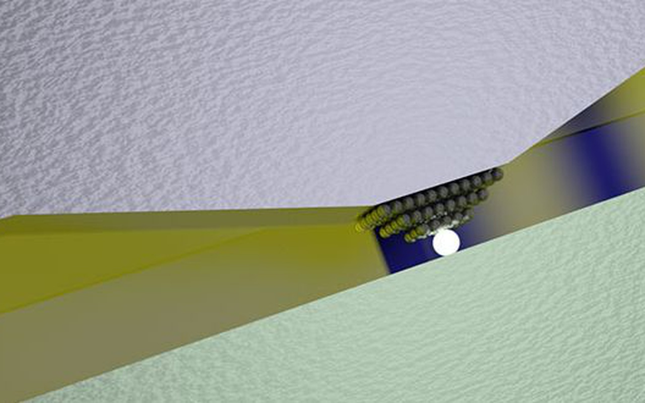 ETHZ Atomic Scale Plasmonic Switch