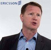 Hans Vestberg, Ericsson