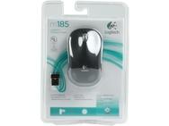 Logitech Wireless Mouse M185 (Grijs)