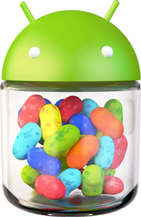 Google Android 4.2 Jelly Bean