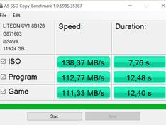 SSD copy-benchmark net