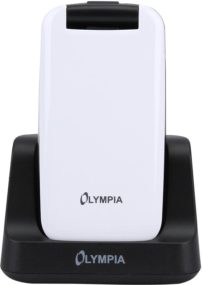 Olympia Classic Mini II Wit