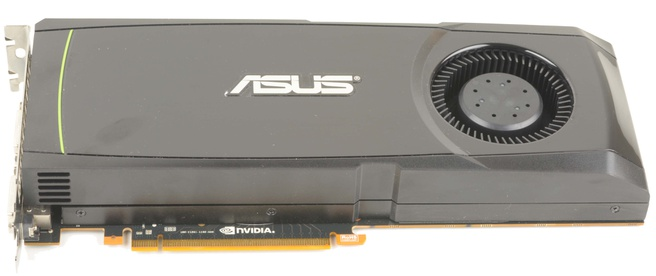 Asus GTX 580