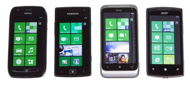 Windows Phone roundup