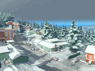 Cities: Skyline - Snowfall