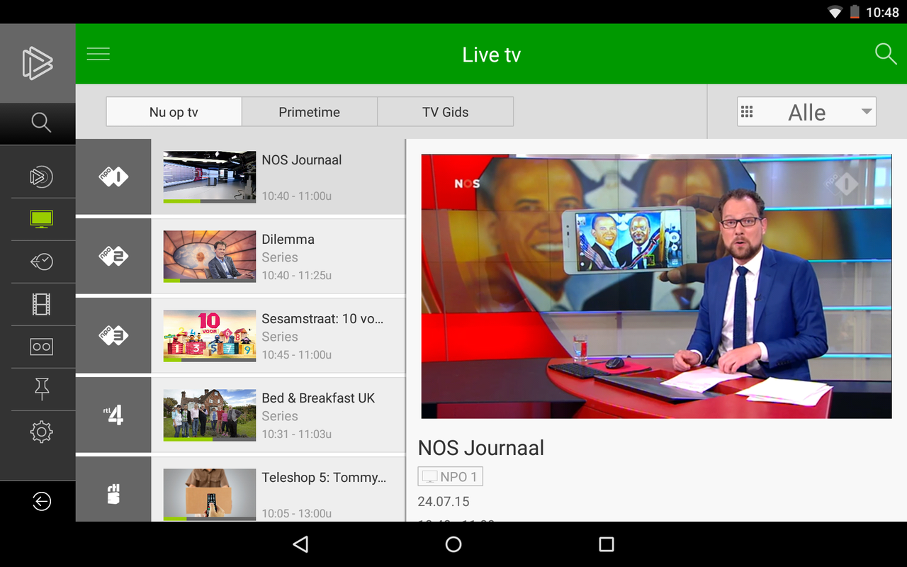 KPN iTV for Android - Free download and software reviews ...
