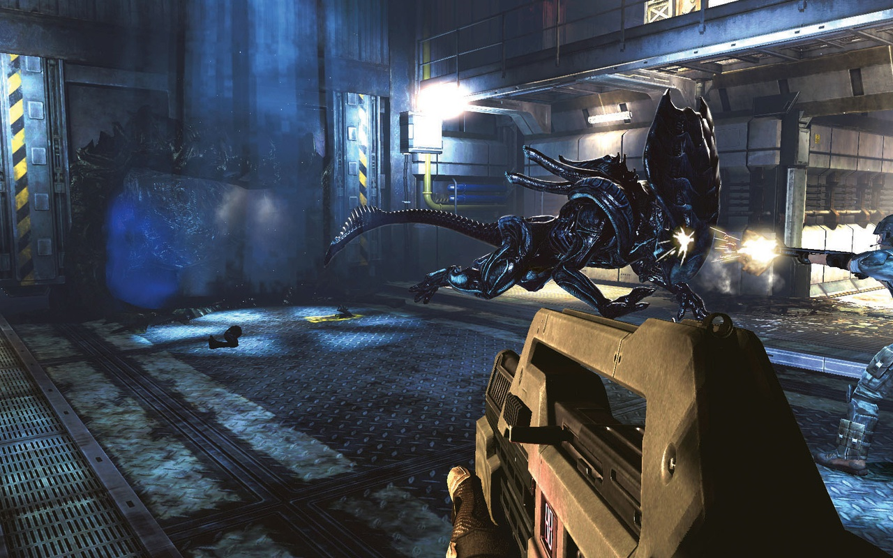 Review Aliens: Colonial Marines