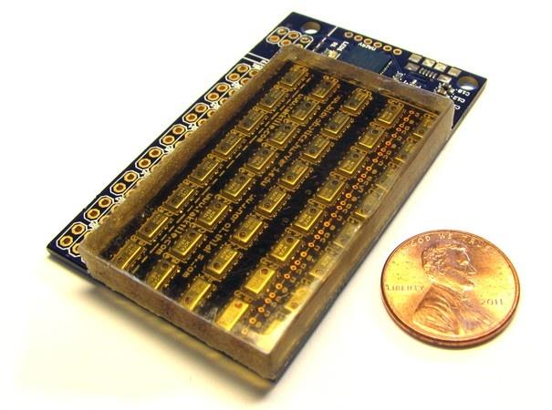 Tastsensors voor robot
