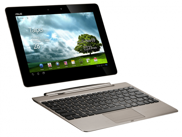 Asus Transformer Pad Infinity WiFi + Dock 32GB Grijs