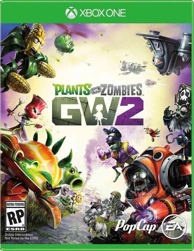 Plants vs Zombies Garden Warfare 2, Xbox One