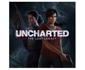 Uncharted: The Lost Legacy, PlayStation 4