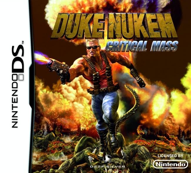 Duke Nukem, Critical Mass, Nintendo DS