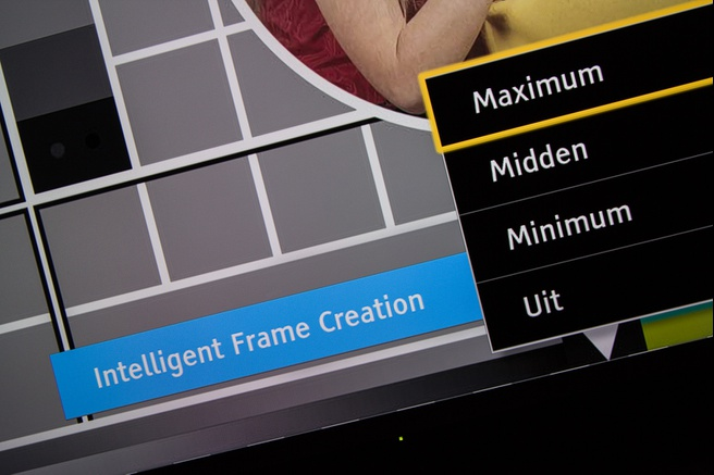 Intelligent Frame Creation