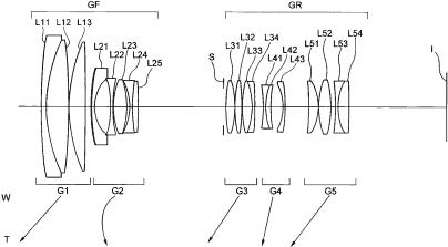 Nikon 18-300mm lens patent