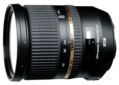 Tamron -- SP 24-70mm F/2.8 Di VC USD