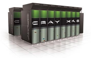 Cray XK6-supercomputer