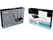 D-Link WiFi Gigabit Router DIR-859 AC1750 High Power