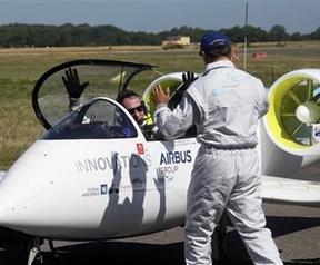 Elektrische vliegtuigen