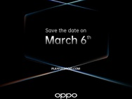 Oppo Find X2 save the date 6 maart