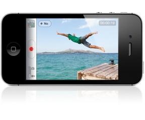 Apple iPhone 4S 16GB Zwart