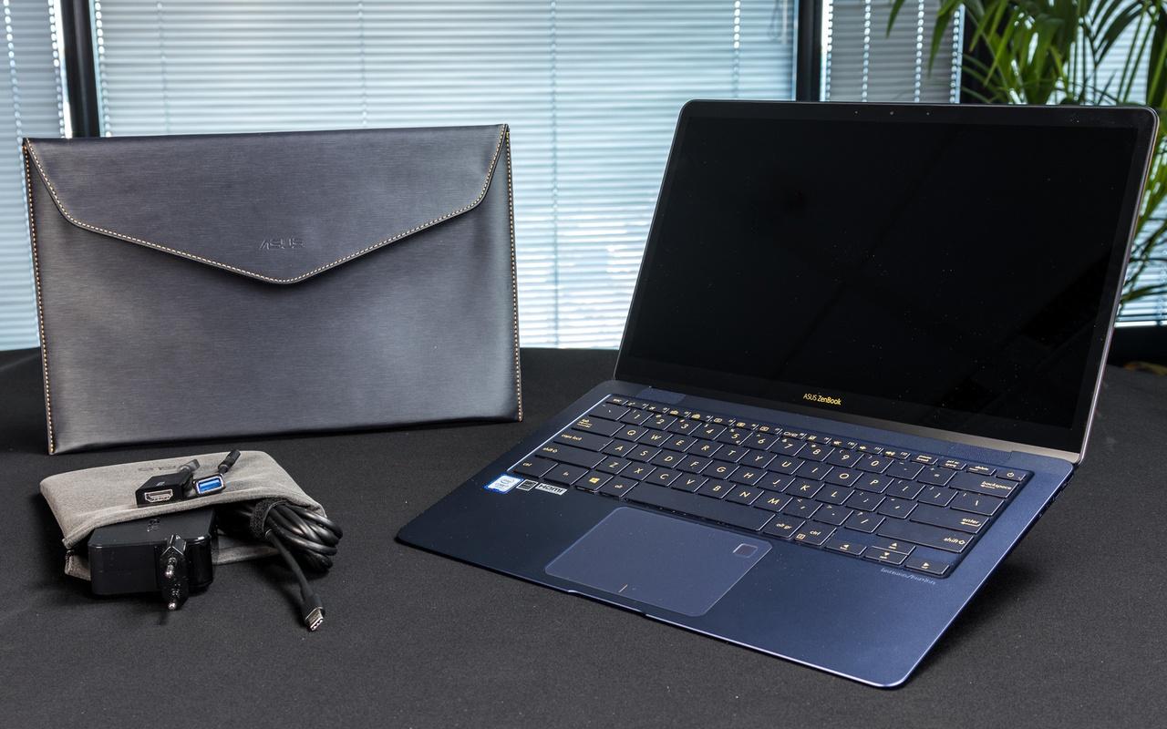 Asus Zenbook 3 Delxe