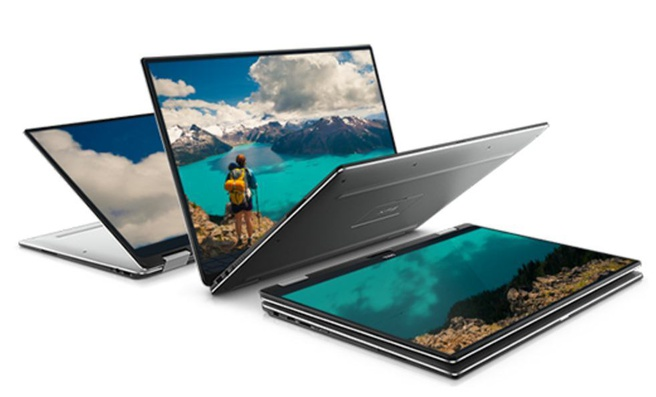Dell XPS 13 convertible