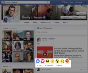 Facebook emoji's