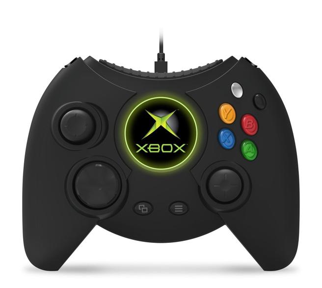 Remake van de originele Xbox-controller door Hyperkin