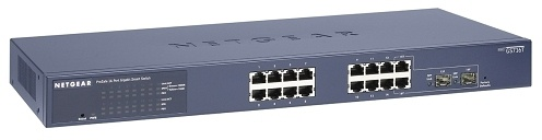 Netgear Prosafe Smart Switch 16-poorts (GS716T-300EUS)