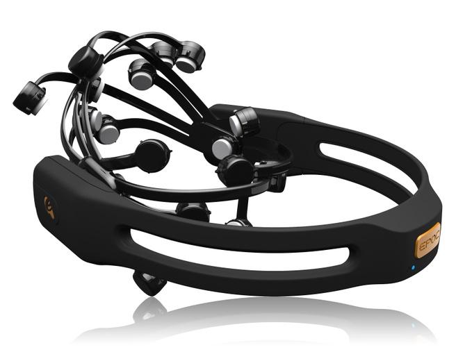 Emotiv Epoc EEG-headset