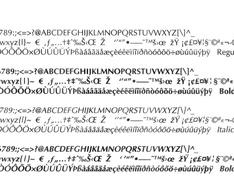 zwart-wit tekstfonts resultaat 300dpi fine
