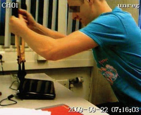 Student Universiteit Twente steelt laptop