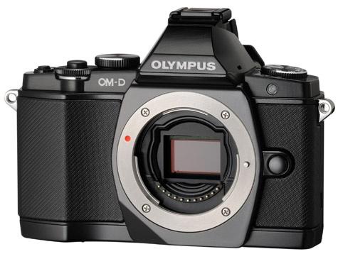 Olympus E-M5 inleiding